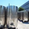 Резервоар за утаяване и стабилизиране на вино 5000 литра